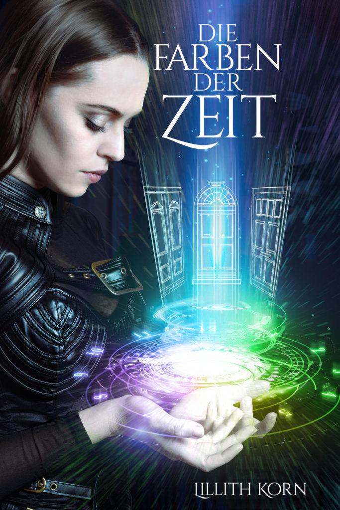 Cover Farben der Zeit